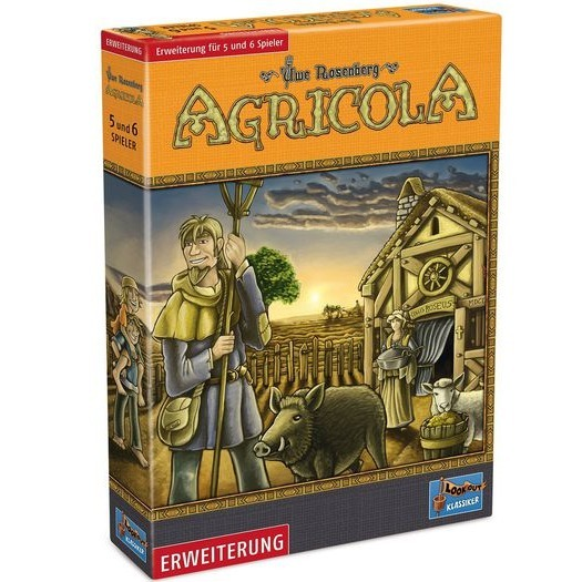 Agricola: Ex 5-6 Players