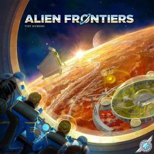 Alien Frontiers: 5th Edition