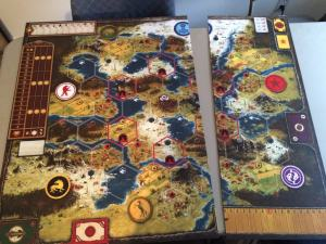 Scythe - Board Extention